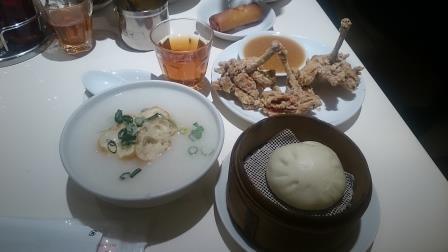 20150123②中華街平日ランチの中華粥