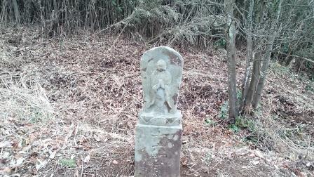 20150124④石仏の道石仏