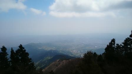 20150426⑨山頂からの景色