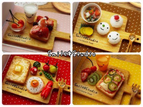 朝食セット1