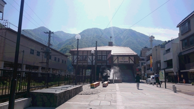 宇奈月温泉駅
