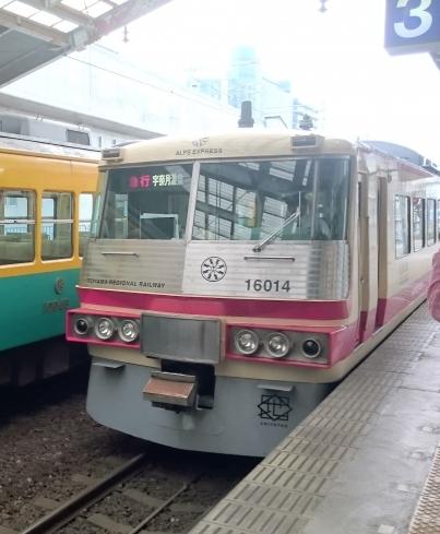 富山地方鉄道急行1