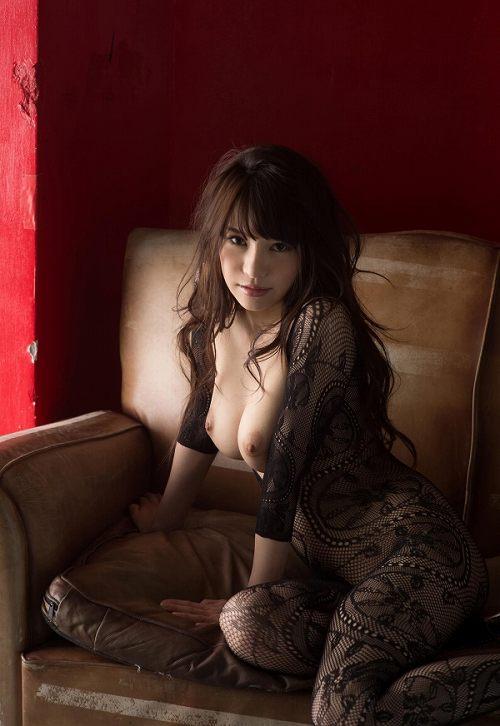 葵Hカップ美巨乳おっぱい画像b47