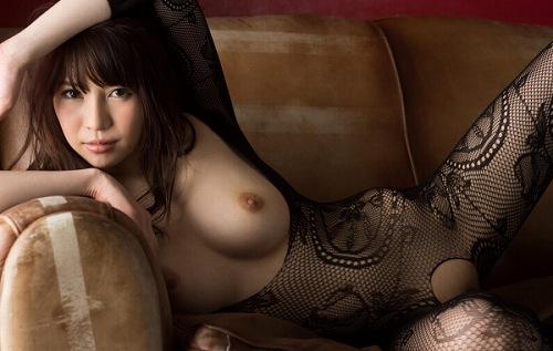 葵Hカップ美巨乳おっぱい画像b49