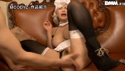 沖田杏梨コスプレ爆乳画像2a10