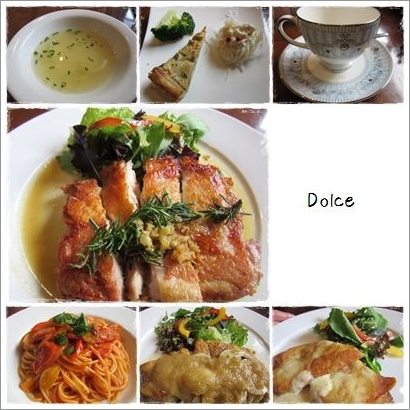 Dolceランチ(2015_6)