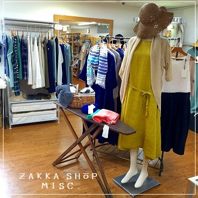 zakka shop * misc.