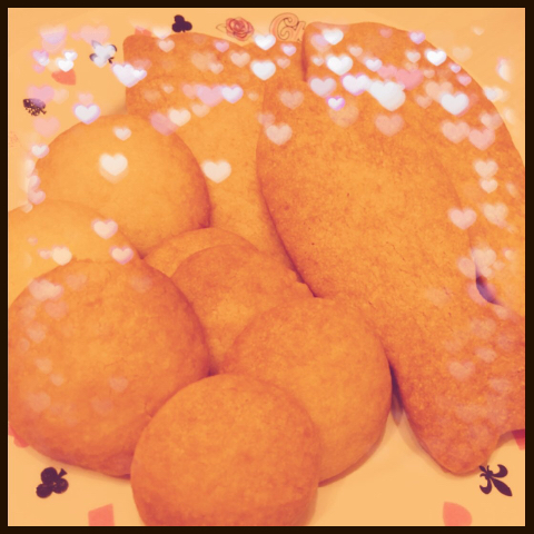 クッキーらっきー
