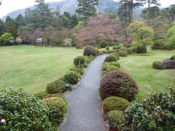 箱根ホテル小涌園庭園