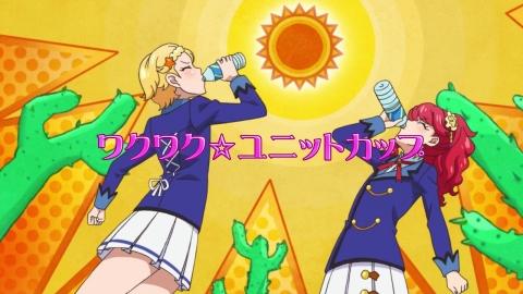 アイカツ! #137 ワクワク☆ユニットカップ アニメ実況 感想 評判 画像 反応