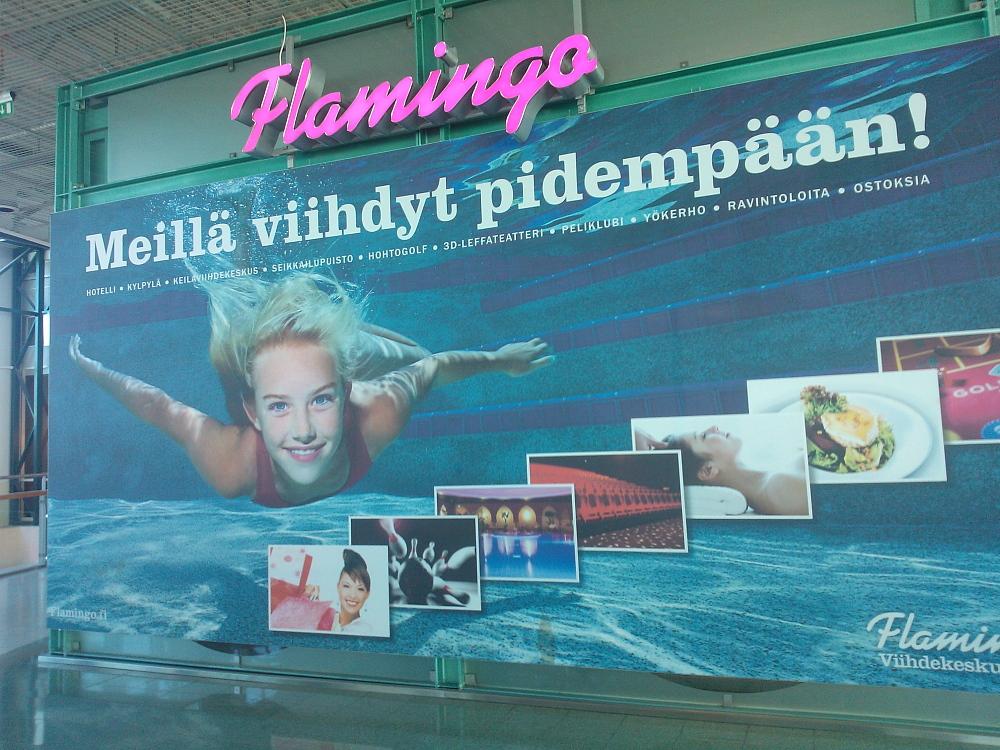 Flamingo Vantaa