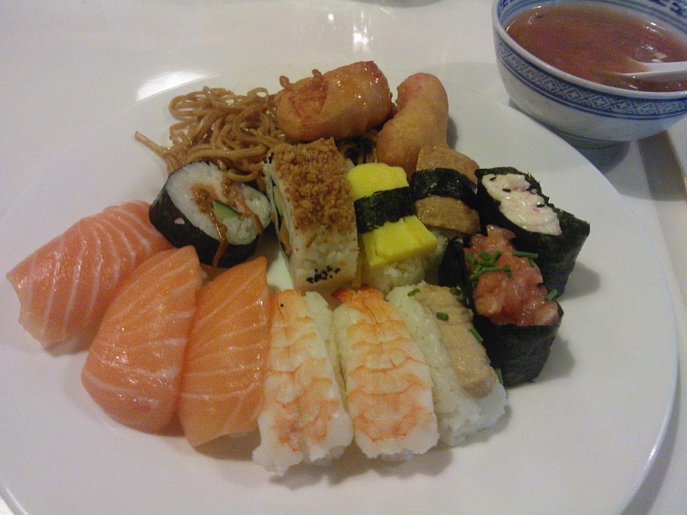 Aasialainen ravintola Vantaa アジアンレストラン 寿司