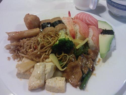 Aasialainen ravintola Vantaa アジアンレストラン