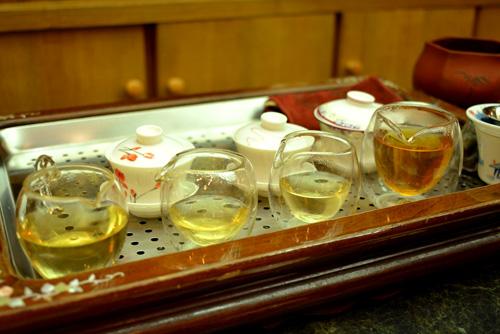 【台湾】お茶屋さん