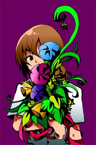 花と笹くん
