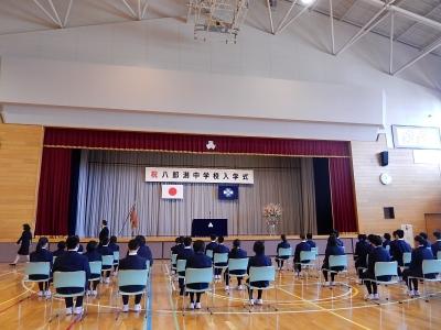 八中入学式 008