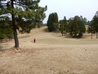 ゴルフ~南秋田CC 009