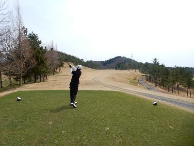 ゴルフ~南秋田CC 007