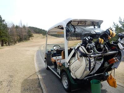 ゴルフ~南秋田CC 003