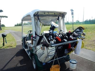 男鹿ゴルフ 003