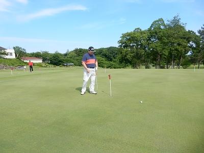 男鹿ゴルフ 002