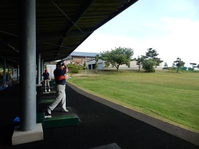 男鹿ゴルフ 001