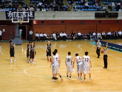 高校バスケ総体 ① 108