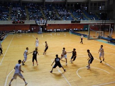 高校バスケ総体 ① 100