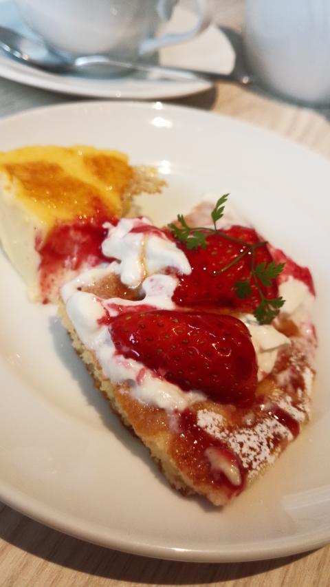 クレームブリュレパンケーキ1