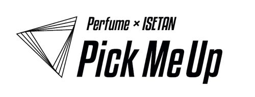 Perfume×ISETANロゴ