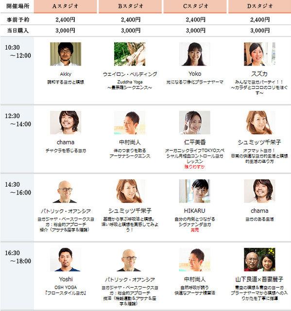 名古屋初開催、オーガニックライフNAGOYAオーガニックライフTOKYO - Mozilla Firefox 20150425 153301