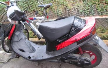 セピアZZ(CA1EB・AF50ZZ) sepia ZZ (CA1HC・AJ50ZZ) Hi ハイ(CA19A) Suzuki Scooter