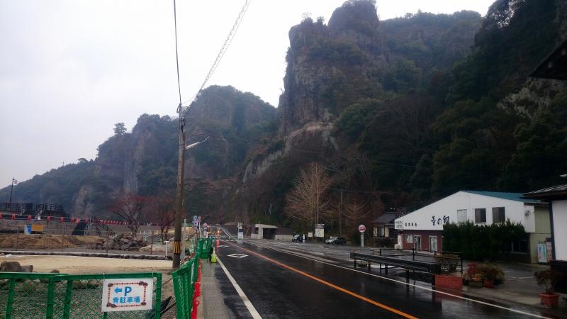 耶馬溪 競秀峰 (1)