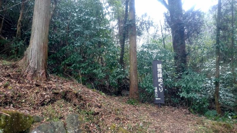 耶馬溪 競秀峰 (2)