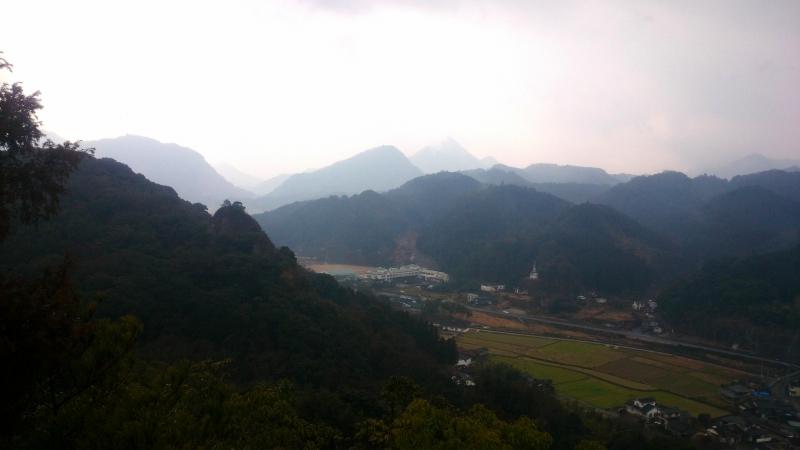 耶馬溪 競秀峰 (11)