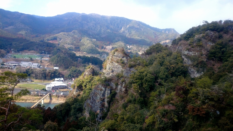 耶馬溪 競秀峰 (16)