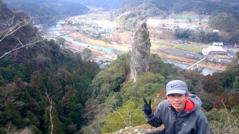 耶馬溪 競秀峰 (19)