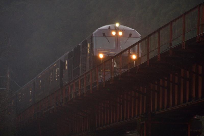 七つ星列車 (2)
