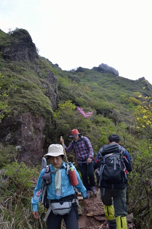 由布岳山開き (5)