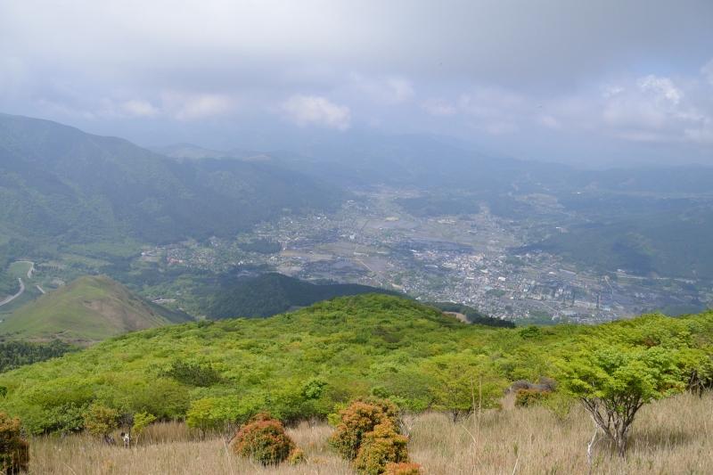 由布岳山開き (3)