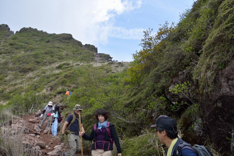 由布岳山開き (7)
