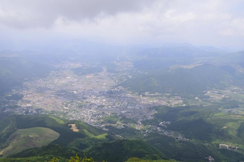由布岳山開き (17)