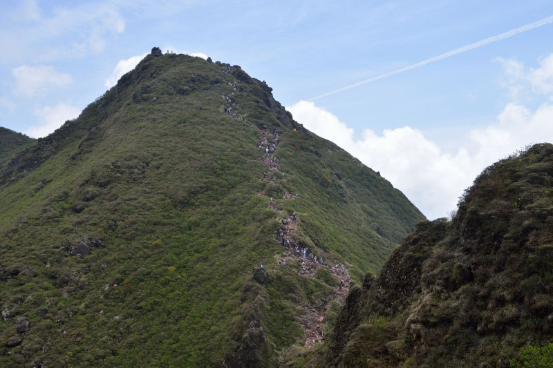 由布岳山開き (15)