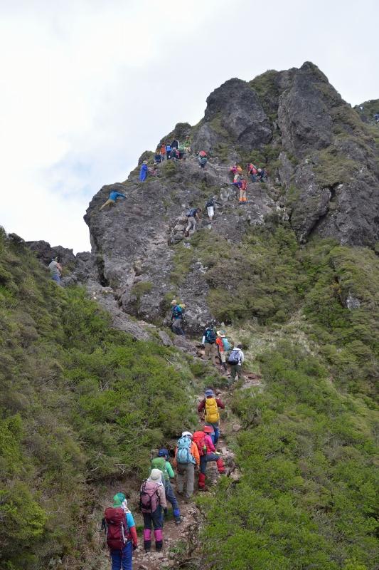 由布岳山開き (13)