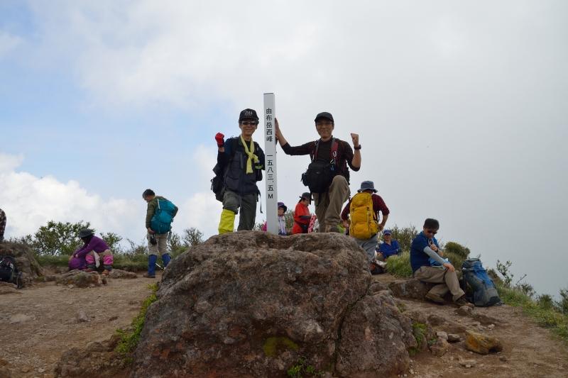 由布岳山開き (28)