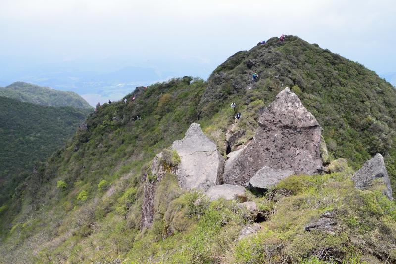 由布岳山開き (46)