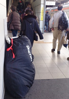豊橋駅在来線ホーム