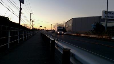 沼津で夜明け0201