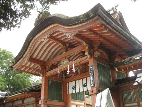 石清水八幡宮・本殿09