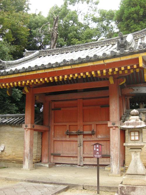 石清水八幡宮-東総門・北総門・西総門07